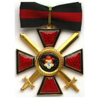 Копии Орденов Российской Империи
